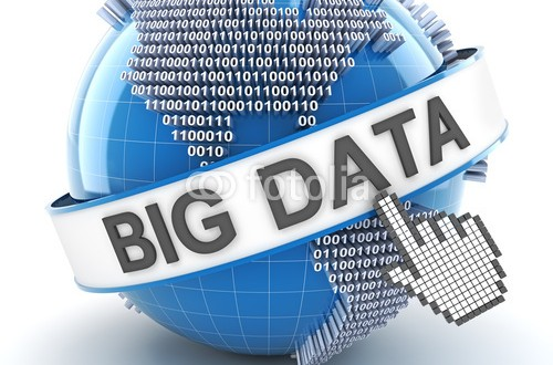 Big Data, internet des objets, révolution industrielle, cloud