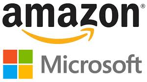 partenariat cloud amazon et microsoft