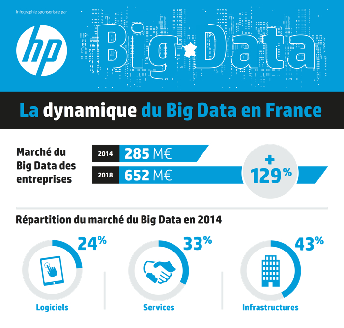 Chiffres Big Data France