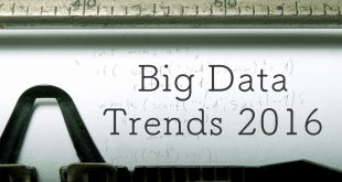 big data 2016 trends