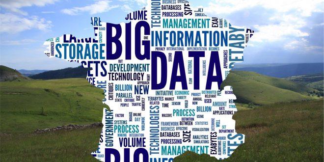 Infographie big data france IDC