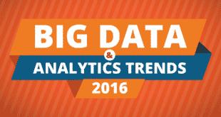 Le rapport des tendances 2016 du Big Data Analytics par Aureus Analytics