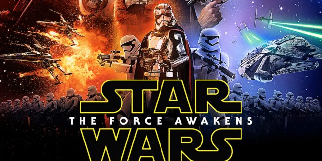Star Wars 7 The Force Awakens reflète l'importance de la gestion du Big Data