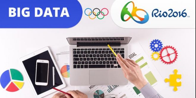 Le Big Data de plus en plus utilisé aux JO de Rio 2016