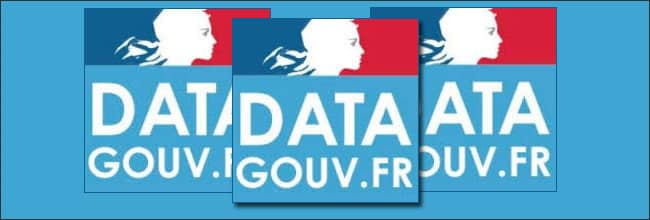 data-gouv open data