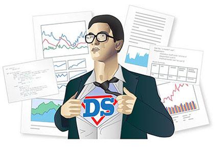métiers du big data data scientist
