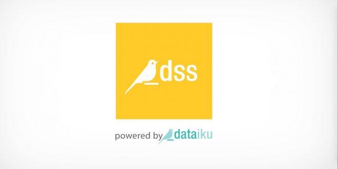 Dataiku DSS est une plateforme de développement analytique collaborative