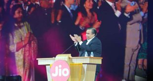 La startup Jio de Reliance Group