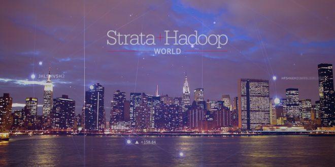 La conférence Strata + Hadoop World 2016