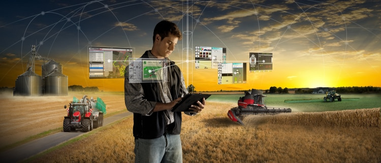 Agriculture Comment Le Big Data R 233 Volutionne L Industrie