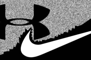 Nike Under Armour Big Data