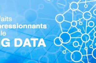 20 faits impressionnants sur le Big Data