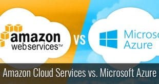 amazon aws versus microsoft azure comparaison cloud