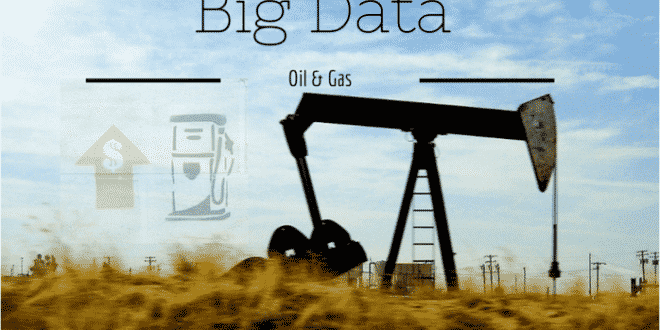 big data pétrole gaz industrie pétrolière cloud