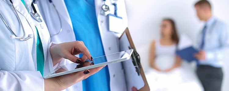 soins de santé iot data industrie