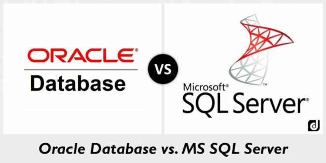oracle ms sql server