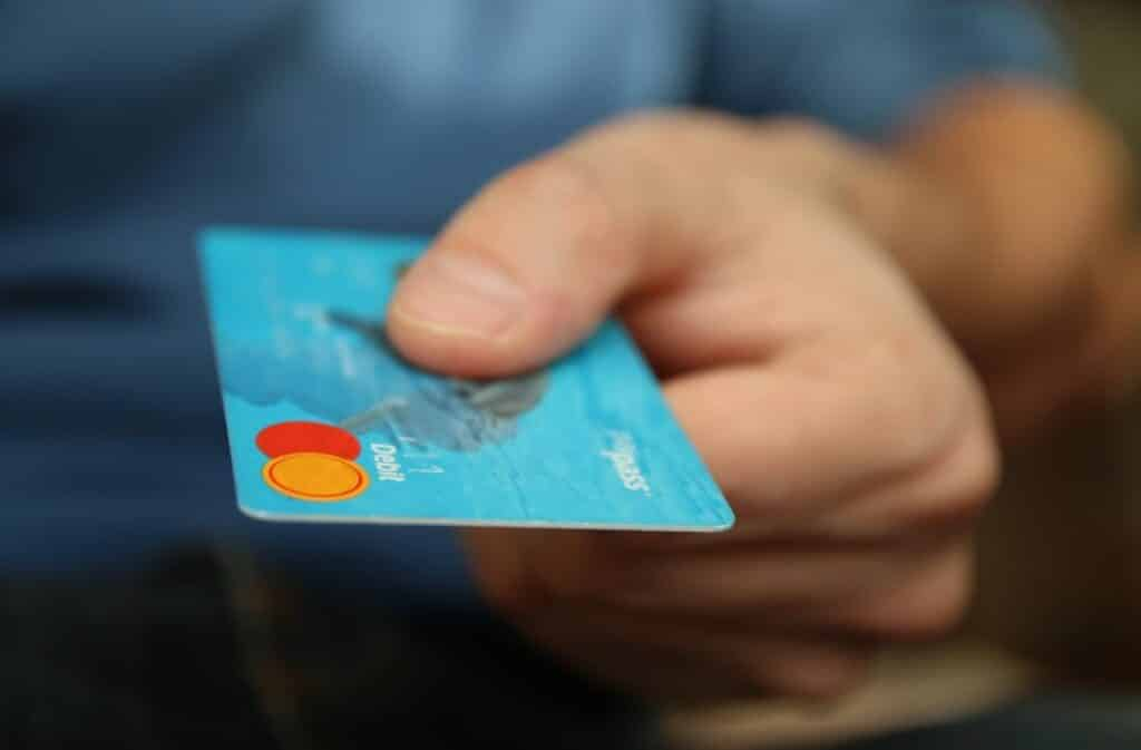 wallet anti rfid credit card