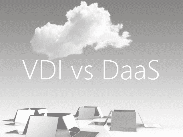 vdi vs daas