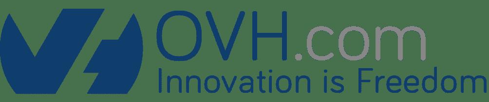 OVH.com Innovation is Freedom