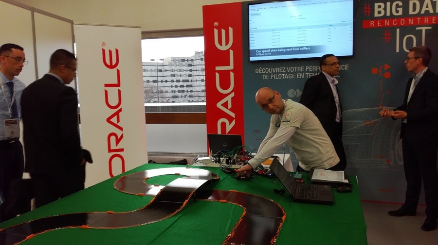 oracle big data paris