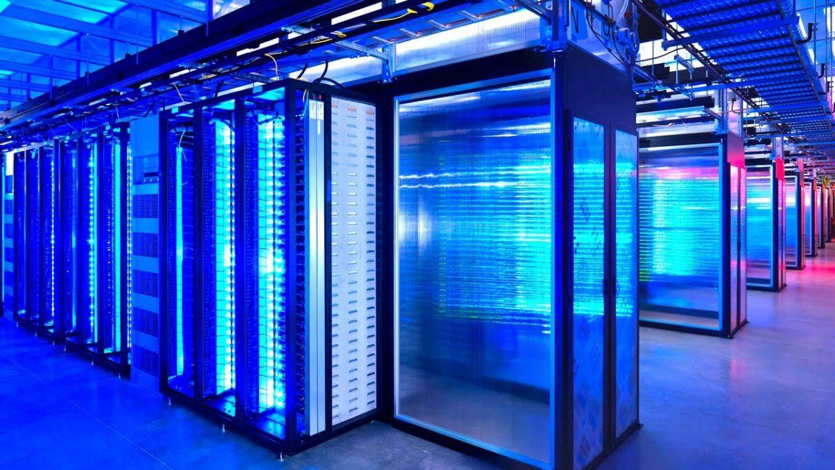 Definition Data Center Qu Est Ce Qu Un Centre De Donnees
