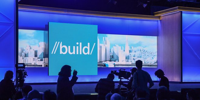 microsoft build cloud ia big data