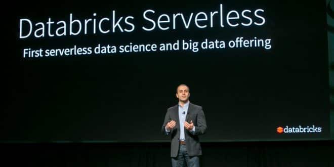 databricks levée fonds 140 millions dollars