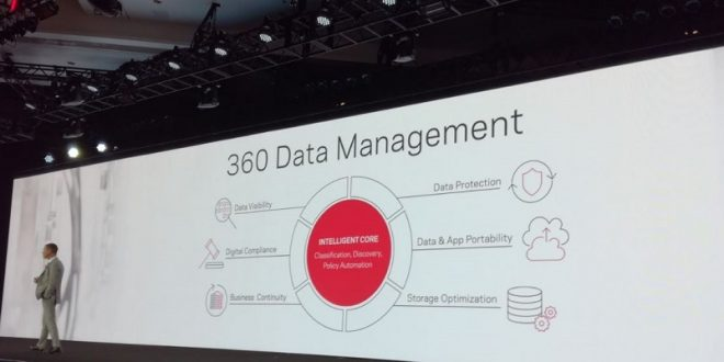 data management veritas