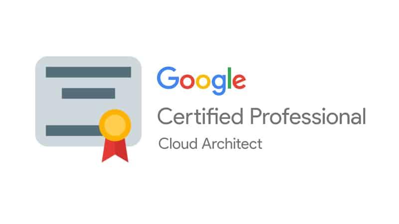 google cloud platform certificat