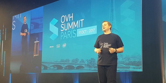 ovh summit