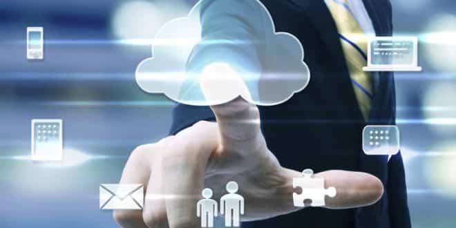 cloud computing marché top 5 vendeurs 2017