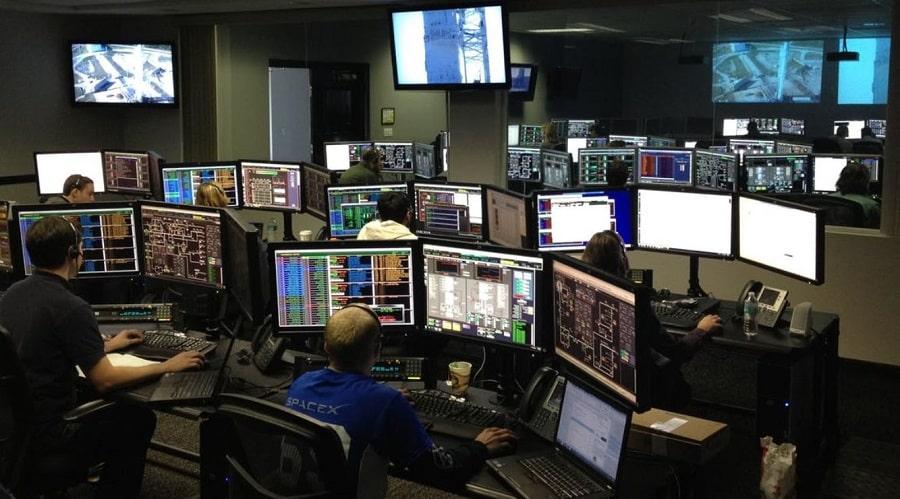 centre de controle SOC
