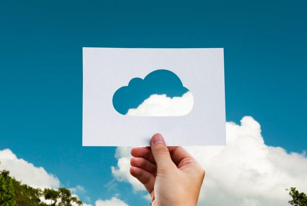 marche du cloud image