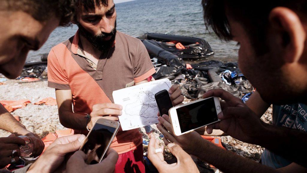 réfugiés sources données