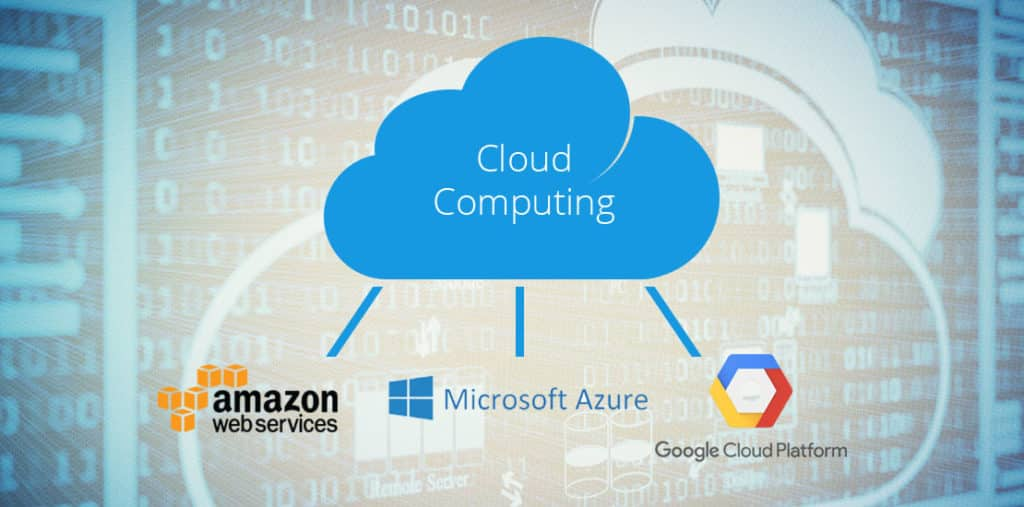 amazon google microsoft cloud