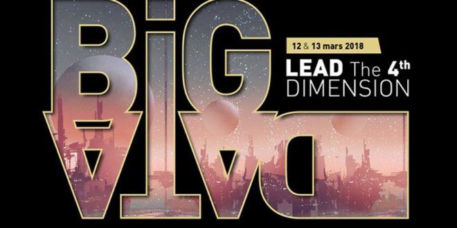 big data paris 2018 evenement prix inscription
