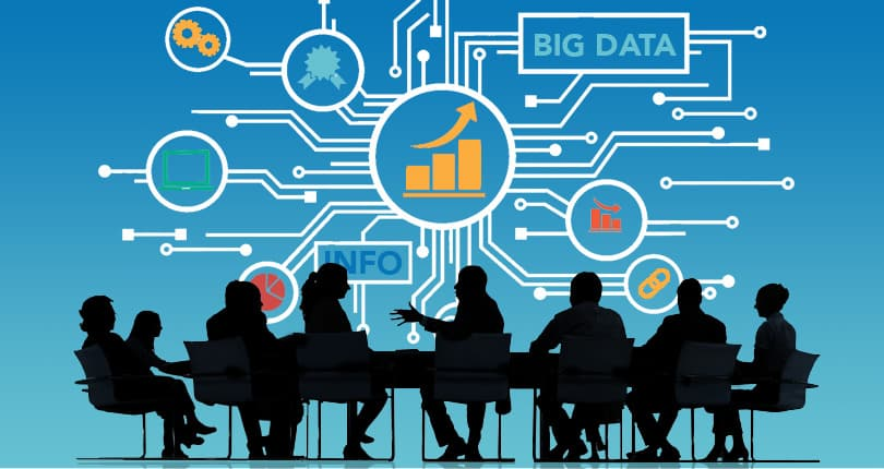 entreprise data driven définition