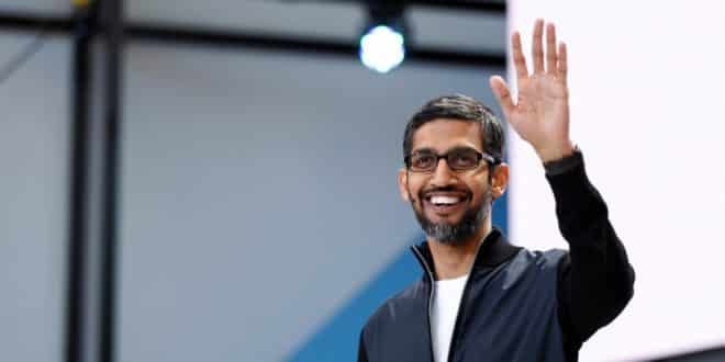 google cloud milliard trimestre