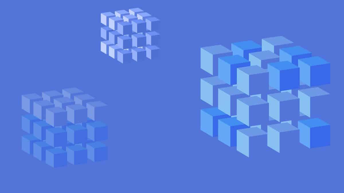 olap cube définition