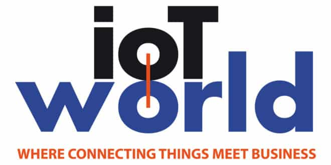LOGO IOT WORLD