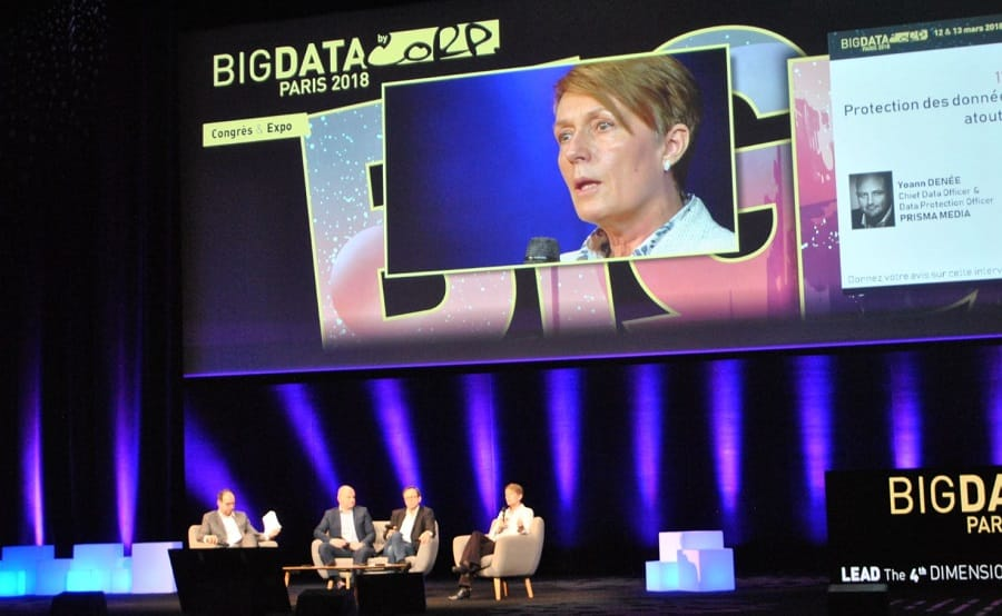 big data paris 2018 gdpr