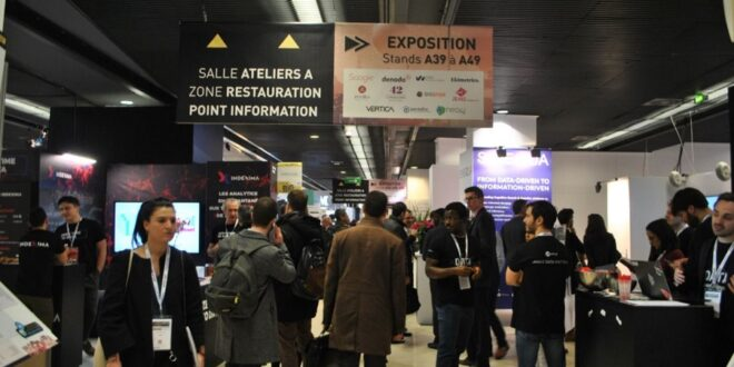 Big data paris 2018 les besoins m tiers donnent vie au - Salon big data paris ...