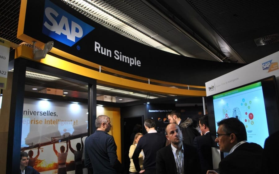 big data paris 2018 sap