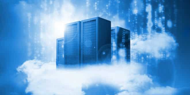 cisco cloud computing data centers