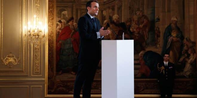 emmanuel macron intelligence artificielle milliard