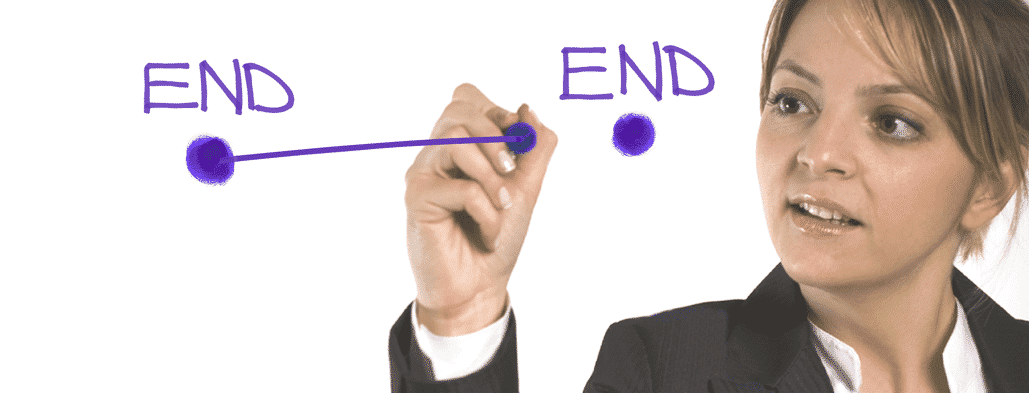 end to end solution bout en bout définition