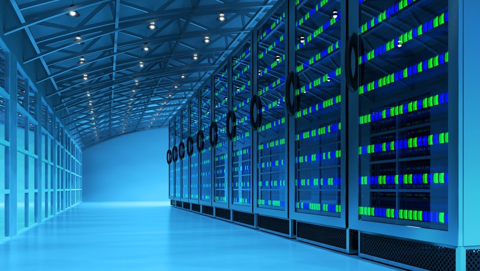 hyperscale data centers