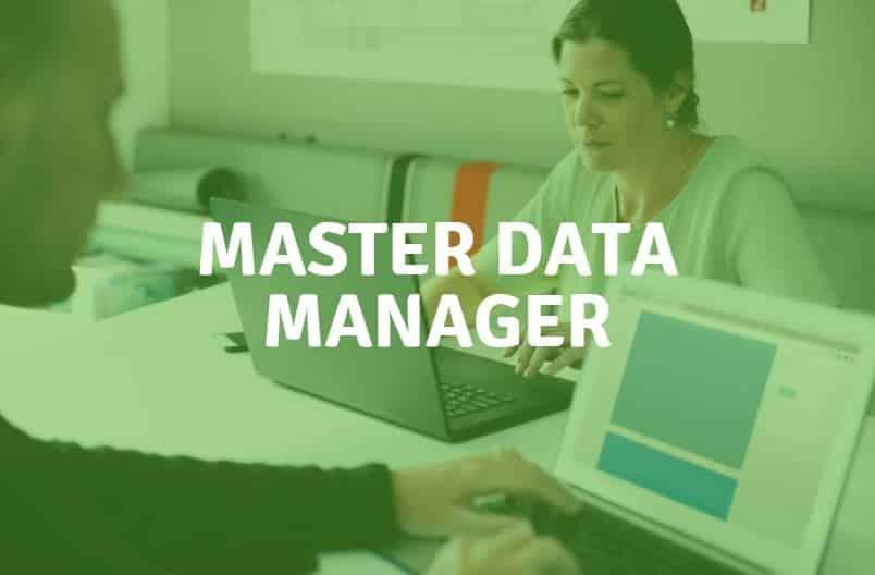 master data manager