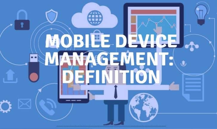 mobile device management mdm