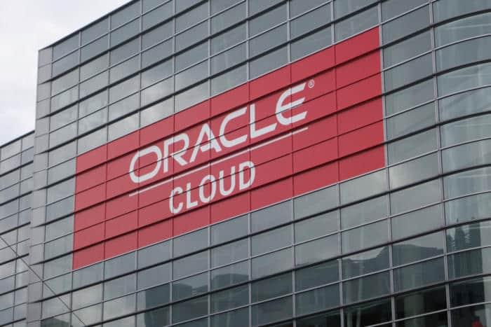 oracle cloud début